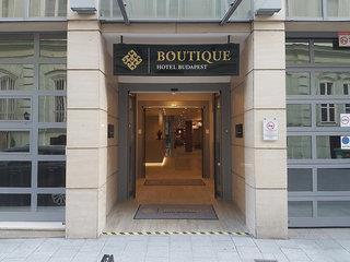 Hotelbild von Boutique Hotel Budapest
