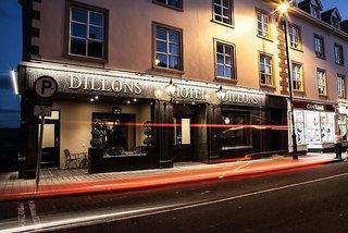 Dillons Hotel 3*, Letterkenny ,Írsko