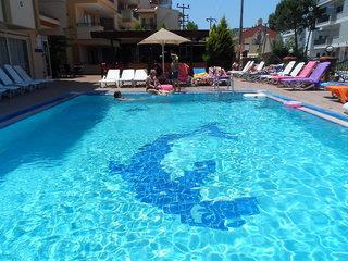 Sebnem Appartements 3*, Marmaris ,Turecko