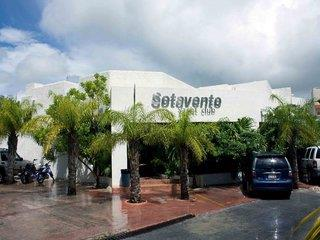 Sotavento Hotel & Yacht Club 3*, Cancún ,Mexiko