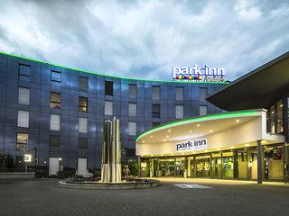 Hotelbild von Park Inn by Radisson Zürich Airport
