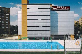 Hotelbild von Sercotel Madrid Aeropuerto