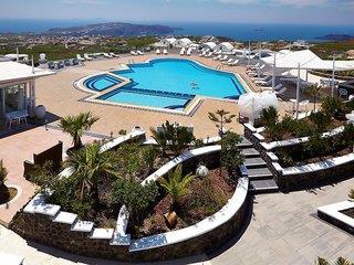 Orizontes Hotel & Villas 4*, Pyrgos Kallistis (Insel Santorin) ,Grécko