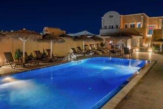 Perissa Bay 3*, Perissa (Insel Santorin) ,Grécko