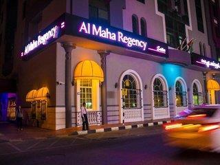 Al Maha Regency Hotel Suites 4*, Sharjah ,Spojené arabské emiráty