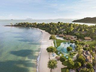 The Naka Island, A Luxury Collection Resort 5*, Insel Koh Naka Yai ,Thajsko