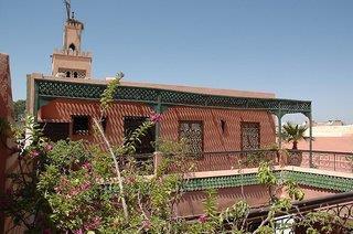Riad Yamsara in Marrakesch, Marokko