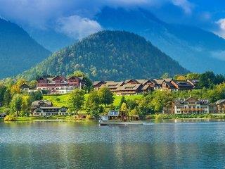 Mondi-Holiday Seeblickhotel Grundlsee 4*, Grundlsee ,Rakúsko