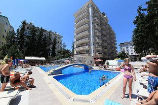 Elite Orkide Suite And Hotel 4*, Alanya ,Turecko