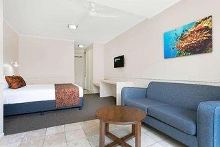 13 Tage in Cairns Comfort Inn Cairns City