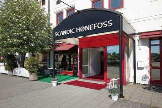 Scandic Honefoss  3*, Hønefoss ,Nórsko