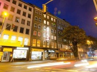 Novum Hotel Plaza Düsseldorf Zentrum 3*, Düsseldorf ,Nemecko