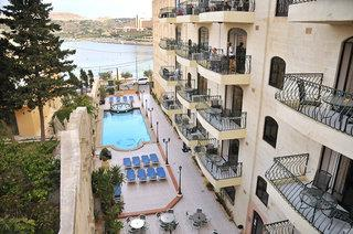 White Dolphin Holiday Complex 3*, St.Paul´s (Bugibba, Qawra) ,Malta