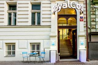 Royal Court Boutique Hotel & Spa - Hotel & App. - Prag
