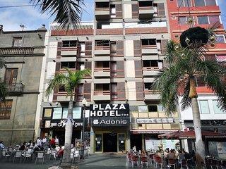 Hotelbild von Adonis Plaza