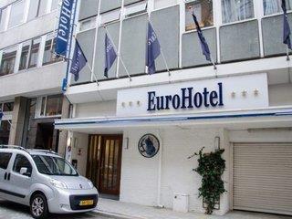 Eurohotel Centrum Rotterdam 3*, Rotterdam ,Holandsko