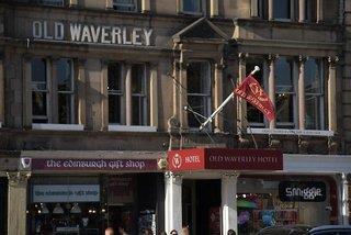 Old Waverley 3*, Edinburgh ,Spojené kráľovstvo