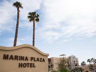 Marina Plaza in Aqaba, Jordanien