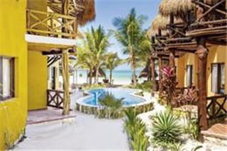 Holbox Dream Beachfront Hotel by Xperience Hotels 3*, Isla Holbox ,Mexiko