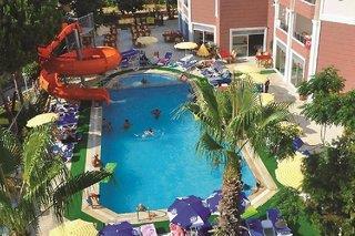 Primera Hotel & Apart 3*, Alanya ,Turecko