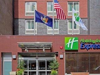 Hotelbild von Holiday Inn Express New York City Times Square