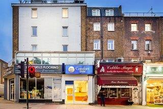 Comfort Inn Edgware Road - London - Westminster
