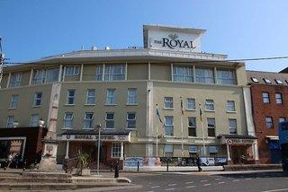The Royal Hotel and Merrill Leisure Club 3*, Bray (County Wicklow) ,Írsko