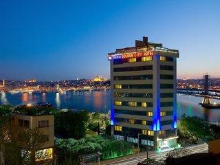 Hotelbild von Golden City Hotel Istanbul
