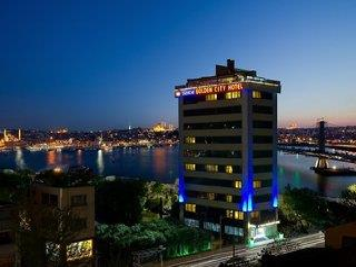Golden City Hotel Istanbul 3*, Istanbul - Beyoglu ,Turecko