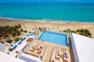 San Juan Water & Beach Club Hotel 4*, San Juan (Puerto Rico Island) ,Portoriko