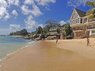Bliss Hotel Mahe Seychelles