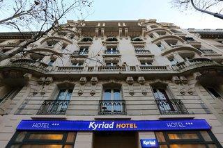 Hotelbild von Kyriad Paris 18 - Porte de Clignancourt - Montmartre