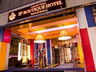 Imperial Palace Boutique Hotel Itaewon