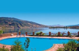 Chems du Lac in Bin el Ouidane See, Marokko - Inland