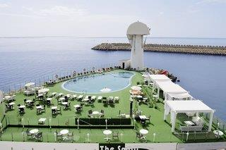 Bianca Beach Resort in Agadir, Marokko