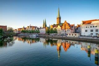 Hotelbild von Vier Jahreszeiten Lübeck