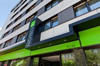 Hotelbild von Novum Style Hotel Hamburg Centrum