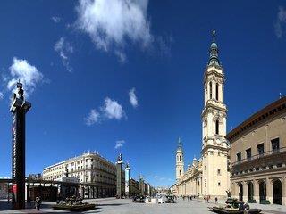 Hotelbild von Pilar Plaza