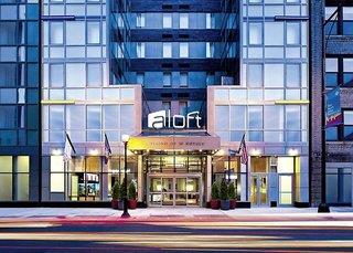Hotelbild von Aloft New York Brooklyn