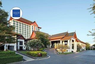 AVANI Khon Kaen Hotel & Convention Centre 4*, Khon Kaen ,Thajsko